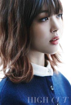 Sulli = Choi Jin Ri Issues and Inspiration on Womens Fashion Sulli Choi, Choi Jin, Korean Beauty, Asian Beauty, Korean Bob, Korean Star, Desu Desu, Chantal, Victoria