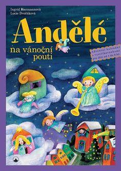 Ingrid, Typography Prints, Advent, Illustration Children, Children Books, Christmas, Reading, Children's Books, Xmas