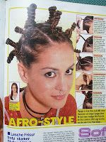 hairstyle 90ies