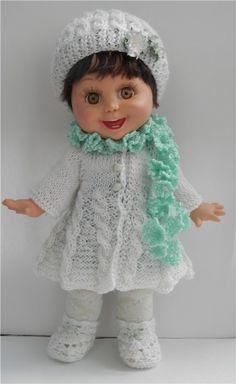Утепляемся))-5 / Одежда для кукол / Шопик. Продать купить куклу / Бэйбики. Куклы фото. Одежда для кукол