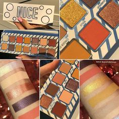 THE REVEAL Here is the 2nd reveal of the @kyliecosmetics #Holiday2017 collection. As of now there will be 2 eyeshadow palettes.( Naughty & Nice) Here is the Nice reveal & swatches. What do you guys think? Collection will be launching 11/22 at 3PM PST/6PM EST on their Kylie Cosmetics website.  Will you be NAUGHTY or NICE this holiday?  Pic @kyliecosmetics  Follow me to get all the latest beauty / makeup Sneak Peeks, Launches, Restocks , and reviews. Also, tag or DM me to share MAKEUP NEWS…