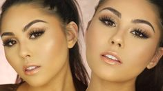 GOLDEN GODDESS MAKEUP TUTORIAL | Roxette Arisa – Makeup Project