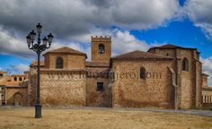 #Ágreda , provincia de #Soria Iglesia de #San Miguel #gótico #románico