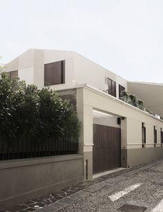 Z. House in Mantova,© Federica Bottoli