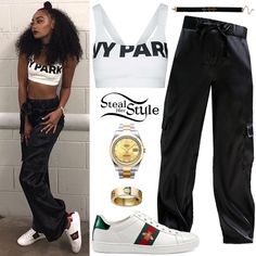 Find out where your favorite celebrities buy their clothes and how you can get their looks for less. Little Mix Outfits, Little Mix Style, 90s Fashion, Fashion Outfits, Fashion Trends, Chic Outfits, Summer Outfits, Vetement Fashion, How To Have Twins