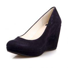 #Vagabond #shoes #steptop Vagabond Shoes, Ss, Wedges, Fashion, Moda, Fashion Styles, Fashion Illustrations, Wedge, Wedge Sandals