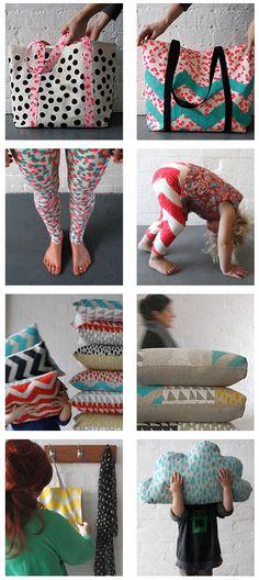 Grace Designs: Australian Made: Harvest Textiles