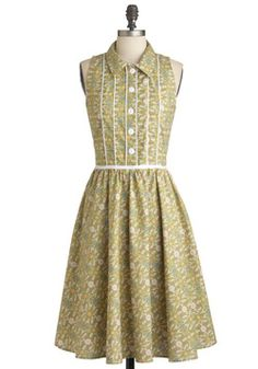 Any Daisy Now Dress, love the print, not the price