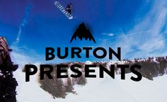Burton Presents showcases snowboarding through the eyes of Burton's team riders. This episode follows Mark McMorris through his most intense season yet. Injuries, pressure from all directions, non-stop travel – it was enough to level the average rider, yet Mark persevered.