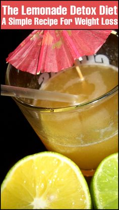 The Lemonade Detox Diet � A Simple Recipe For Weight Loss