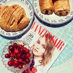 #lunch 🍒 HANNAH NORFLEET