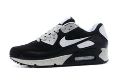 Men's Sneakers Nike Air Max 90 EM black / white Cheap for Sale Nike Shoes Contact: topshoesale@foxmail.com