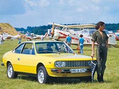 Das Lebensgefühl der siebziger Jahre: Dieses 1972 vorgestellte Lancia Beta