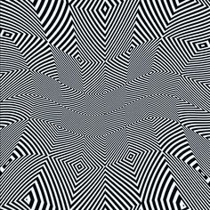 telekinetica:  Square Waves #black #white #sparkle #moire #opart #lineage #square #wave #squarewave
