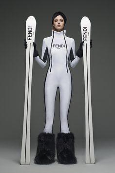 Fendi Pre-Fall 2015 - look 41