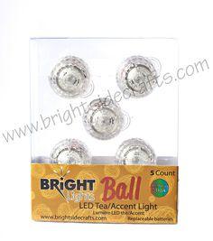 Bright Ball Rainbow 5 pack. www.brightsidecrafts.com