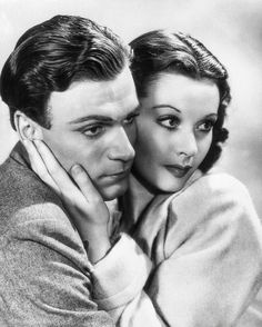 """""""Laurence Olivier and Vivien Leigh in a publicity picture for """"21 Days,"""" in 1937.  I love this photograph!  #vivienleigh#laurenceolivier"""""""