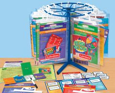 At-My-Desk Reading Comprehension Activity Library - Gr. 4-6  #LakeshoreDreamClassroom