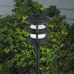 Live out loud outdoors. Pump up the volume of your outdoor entertaining with Bluetooth audio LED path lights.