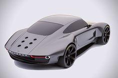 2015 Porsche 901 Concept