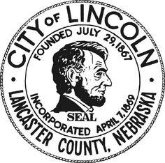 1867, Lincoln, Capital of Nebraska (NE) United States #Lincoln #Nebraska (L1833)