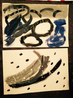 dessins, peinture en atelier d'art-thérapie pour adultes. A toulouse, Saint-Cyprien. (31300). Art-thérapute : Mathilde DELAVENNE.  site : arttherapie31.com