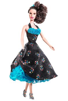 Grease® Cha Cha Barbie® Doll (Dance Off) | Barbie Collector