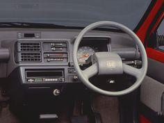 Honda Today (1985).