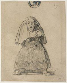 Goya en El Prado: Beata