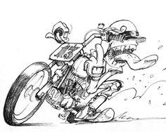 Ottonero Cafe Racer: Obvious