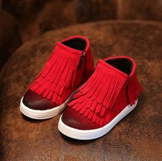 fashion shoes girls on sale at reasonable prices, buy Kids Trainers Baby Shoes Girls Boys Boots 2017 Rubber Boot Baby Fashion Sport Shoes Superfly Original Tassel Shoes Comfortable from mobile site on Aliexpress Now! Sneakers Mode, Sneakers Fashion, Fashion Shoes, Sport Fashion, Fashion Dresses, Baby Girl Shoes, Girls Shoes, Kids Clothes Sale, Sport