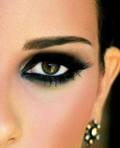 Smoldering Eye. Not smokey eye :P