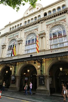 Gran Teatre del Liceu, Barcelona,Catalonia