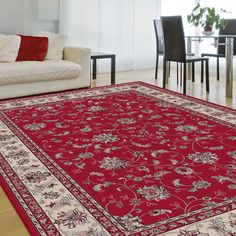 Dynasty Collection Floor Rugs / Carpet in 120cm x 170cm