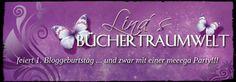 "Lina's BücherTraumWelt: Party""Gewinn""Spiel Nr. 1 - Lina's meeega BlogGebur..."