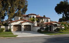 Spanish Colonial Style Home