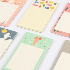4style 100pcs Hot Sale N Times Memo Pad Sticky Notes Bookmark School Office Stationery Supply Less Expensive Notebooks & Writing Pads Memo Pads