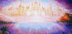 CRIANDO VIDA: A Luz de SHAMBHALLA....O Mistério de AGARTHA!