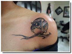 Tatouage hibou : Découvrez notre article consacré aux modèle et motif de tattoo hibou à travers notre sélection des plus belles photos