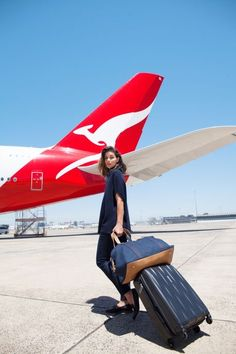 If you're planning a trip and mulling over the purchase of refundable airline tickets, you need to hear the advice of a travel pro before you book. Travel Attire, Travel Outfits, Best Flight Deals, Airport Look, Airline Tickets, Travel Wardrobe, Weekends Away, Concrete Jungle, Travel Style