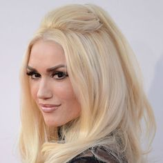 Gwen Stefani slays in black mesh as a wedding guest