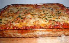 giada recipe for homemade italian lasagna . lasagna recipe here so although it may not be southern, it sure is Homemade Lasagna Recipes, Pasta Recipes, Beef Recipes, Dinner Recipes, Cooking Recipes, Recipies, Italian Dishes, Italian Recipes, Moussaka
