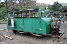 Wickham trolley @ Namtu station