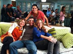 The Rizzoli family minus Frankie :)
