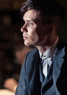 """I'd probably have been wealthier if I had stayed with law, but pretty miserable doing it."" - Cillian Murphy as Tommy Shelby"
