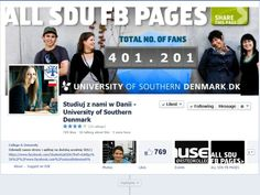 Official #Polish #Facebook page of SDU, #University of Southern #Denmark https://www.facebook.com/pages/Estudiar-en-Dinamarca-University-of-Southern-Denmark/602060419817874#!/pages/Studiuj-z-nami-w-Danii-University-of-Southern-Denmark/200878600072821