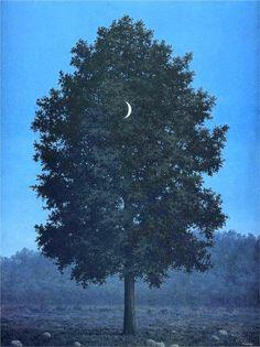 René Magritte, 16 de septiembre, Minneapolis Institute of Arts, 1956-57. Carmen Pinedo Herrero