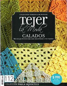 Tejer la moda 112 – Paola – Webová alba Picasa Crochet Diagram, Crochet Motif, Knit Crochet, Crochet Hats, Crochet Books, Love Crochet, Crochet Flowers, Crotchet Stitches, Crochet Stitches Patterns
