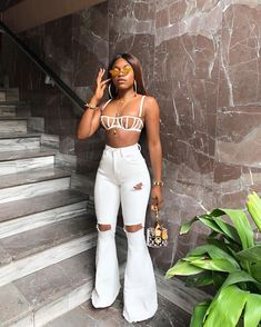 """Girly 💦 in Cocolux Couture dress 💦 use my code """"Mariipvzz"""" for discount Source by clothes fashion cute outfits Baddie Outfits For School, Trendy Outfits, Girl Outfits, Summer Outfits, Cute Outfits, Fashion Outfits, Fashion Clothes, Black Girl Fashion, Dope Fashion"""
