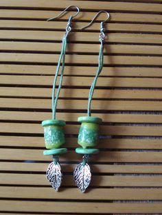 handmade earrings 16 =)